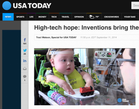 USA Today website screen capture